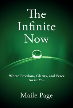 The Infinite Now book cover