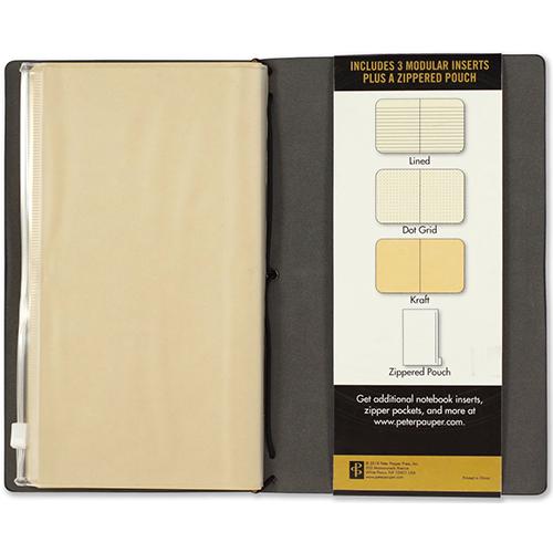 image of Voyager Black Journal inside