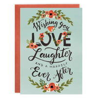 Image of Happily Ever After Card