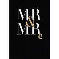 Image of Mr. & Mr. Card