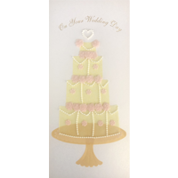 Image of On Your Wedding Day Card
