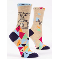 Image of You Crafty B Women's Socks