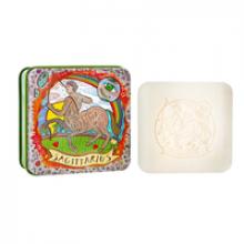 Image of Sagittarius Soap Tin and Soap Bar
