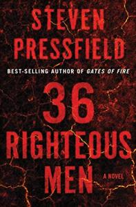36 Righteous Men book cover