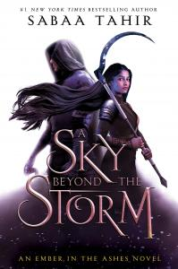 A Sky Beyond the Storm book cover