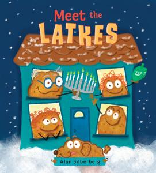 Meet the Latkes book cover