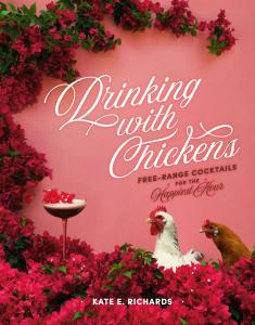 Drinking with Chickens book cover