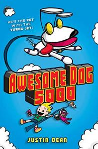 cover for Awesome Dog 5000