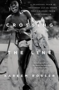 Image of Crossing the Line book cover