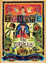 Ignore the Trolls book cover