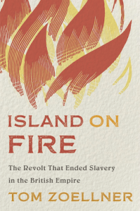 Island of Fire book cover