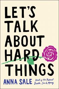 book cover of Lets Talk About Hard Things
