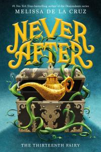 Never After Book Cover image