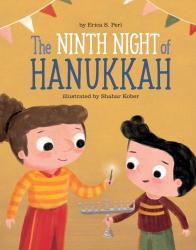 Ninth Night of Hanukkah book cover