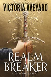 image of Realm Breaker book cover
