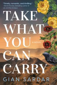image of Take What You Can Carry book cover