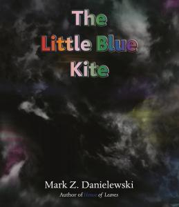 The Little Blue Kite book cover