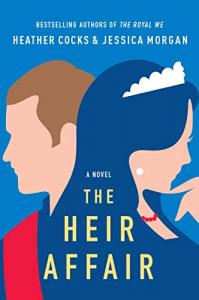 The Heir Affair cover image