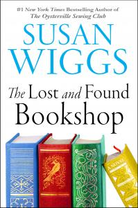 The Lost and Found Bookshop cover image