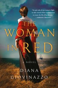 The Woman In Red book cover