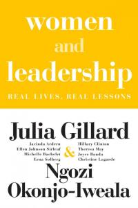 book cover image of Women And Leadership