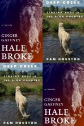Half Broke & Deep Creek book covers