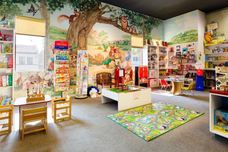 Vroman's Bookstore children's upstairs