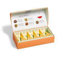 image of Herbal Tea Petite Box open