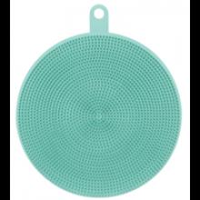 Image of Aqua Silicone Scrubber