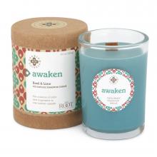 Image of Awaken Candle 6.5oz. and Box