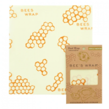 Image of Bees' Wrap Medium 3-pack