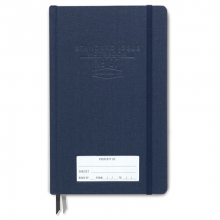 image of Blue Standard Issue Dot Grid Journal