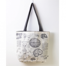 Image of Brain Science Canvas Bag
