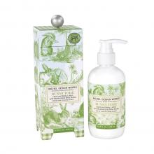Image of Bunny Toile Hand & Body Lotion