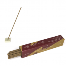 Calm Hinoki Mint Incense Sticks and Holder