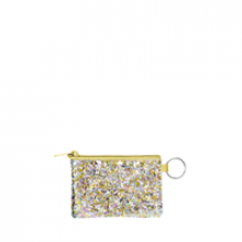 Image of Image of Confetti Penny Key Ring