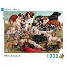 image of Dog Breeds Puzzle