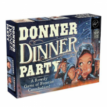 image of Donner Dinner Party game