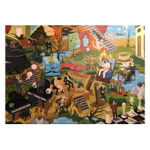 image of Dream of Surrealism Puzzle
