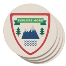 Image of Explore More Coasters