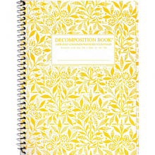 image of Fields of Plenty Coil Bound Notebook