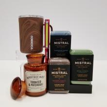 image of items in Gentlemen's Collection Large bundle