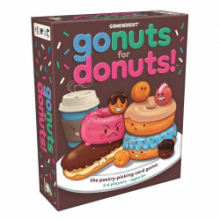 image of Go Nuts for Donuts game