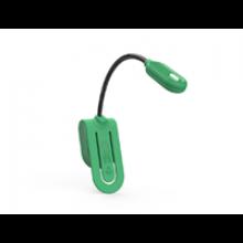 Image of Green MiniFlex 2 Book Light