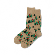 Image of Hiker Hemp Men's Crew Socks