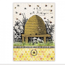 Image of Honey & Clover Kitchen Towel