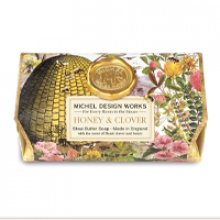 Image of Honey & Clover Lg Bath Soap Bar