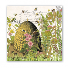 Image of Honey & Clover Paper Luncheon Napkins