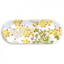 Image of Honey & Clover Melamine Accent Tray