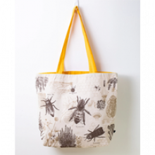 Image of Honey Bee Canvas Bag
